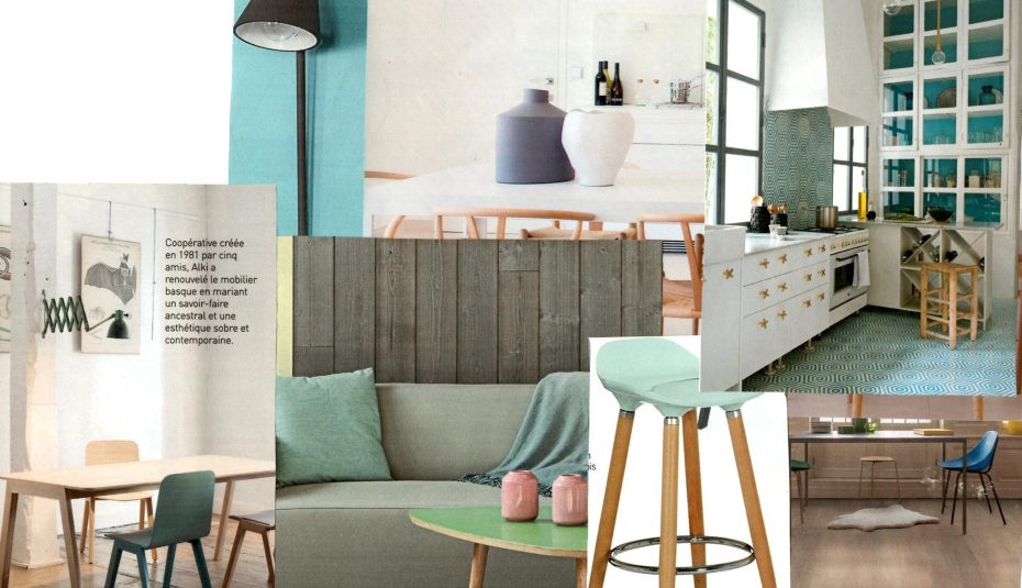 Planche decoration salon