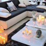 Decoration table basse design