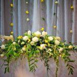 Decoration porte de maison pour mariage