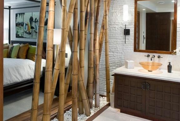 d coration int rieur bambou design en image. Black Bedroom Furniture Sets. Home Design Ideas
