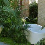 Decoration exotique jardin