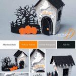 Décoration d'halloween fait maison