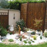 Galets de decoration de jardin