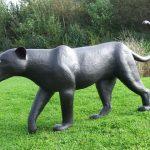 Animal decoration jardin