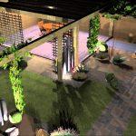 Logiciel decoration jardin