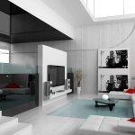 Décoration intérieure maison moderne