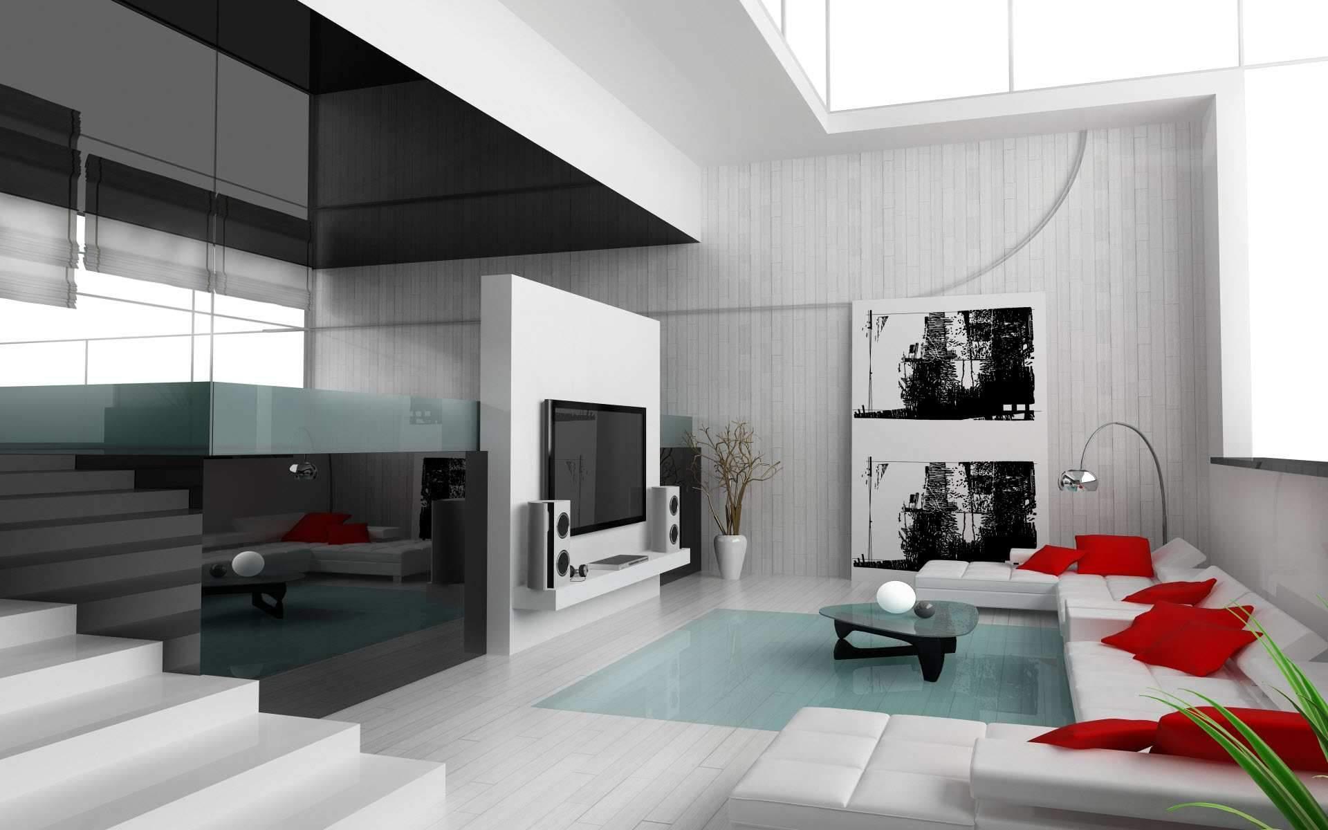 Décoration intérieure maison moderne - Design en image