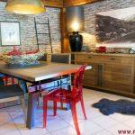 Décoration interieur chalet haute-savoie