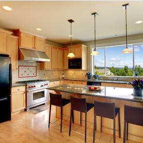 Decoration maison cuisine americaine - Design en image