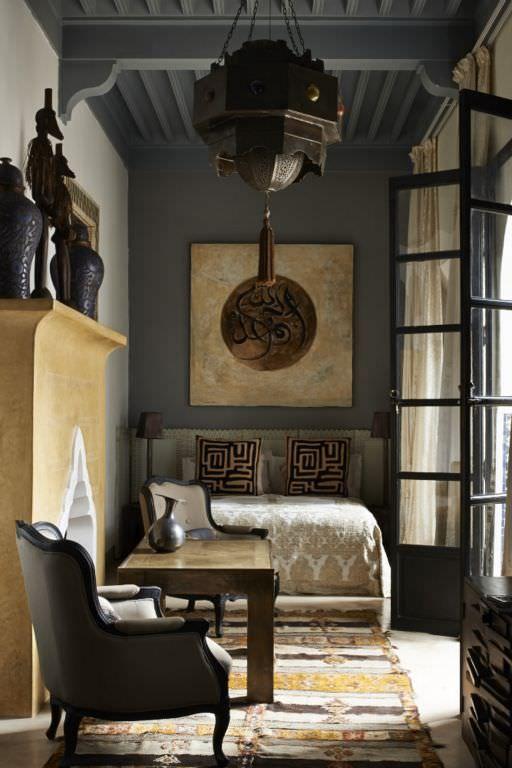 Decoration interieur riad
