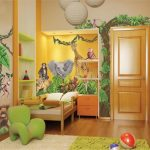 Decoration enfant design