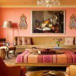 Decoration marocaine salon
