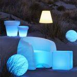 Decoration lumineuse pour jardin