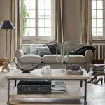Decoration salon style classique