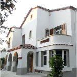Décoration extérieure façade maison