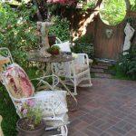 Jardin de décoration