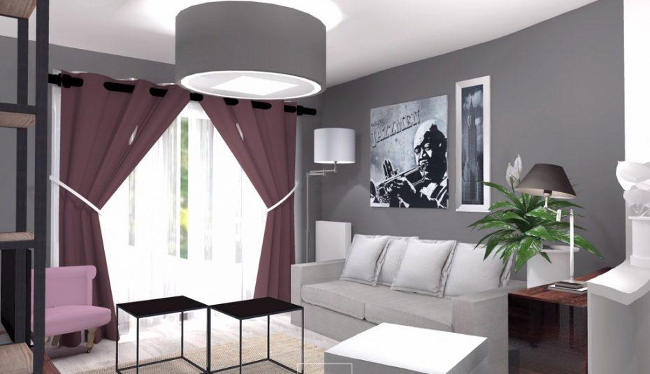 Decoration maison cubaine design en image - Deco salon sejour ...
