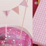 Idée décoration anniversaire fait maison