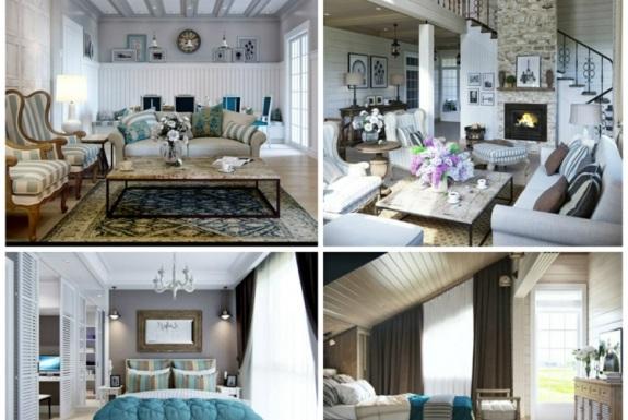Decoration interieur provencale