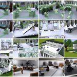 Decoration maison sims 4