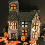 Décoration halloween maison à faire soi même