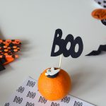Décoration d halloween fait maison