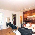 Décoration intérieure bois salon
