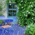 Decoration gateau jardin