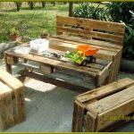 Decoration jardin avec bois