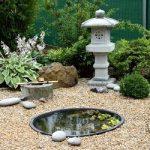 Jardin japonais décoration