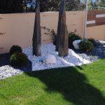 Decoration jardin schiste