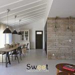 Décoration maison avec poutre