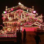 Plus belle maison décoration noel