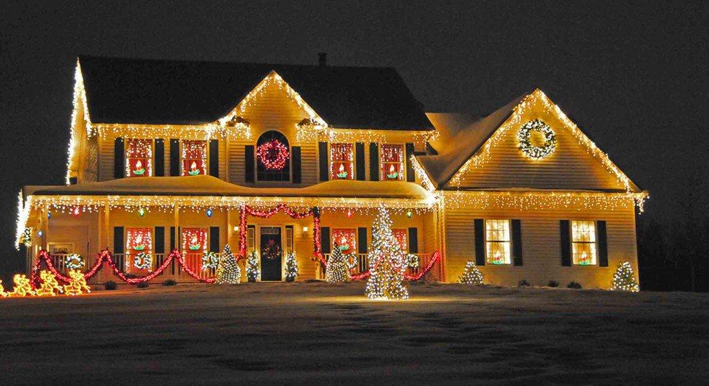 Plus belle decoration noel maison