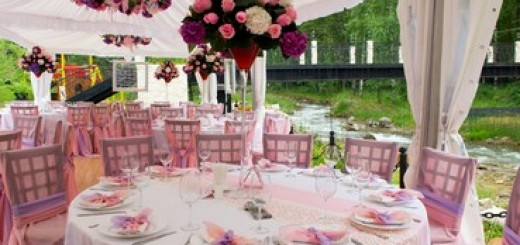Idée decoration mariage maison