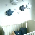 Décoration murale chambre de bébé fille