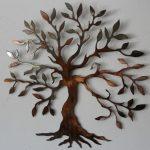 Décoration murale bois arbre