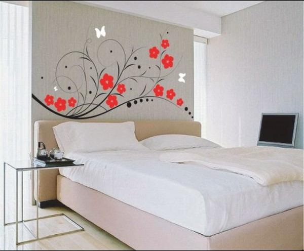 Decoration murale pour chambre adulte - Design en image