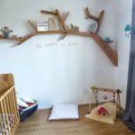 Décoration murale chambre bébé garçon