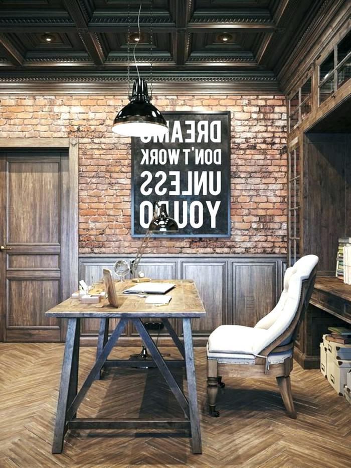 Decoration Murale Industrielle Design En Image