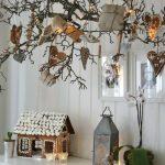 Idée décoration maison noel