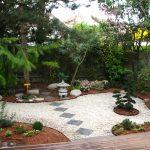 Décoration japonaise pour jardin