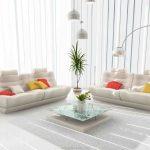Objet décoration salon moderne