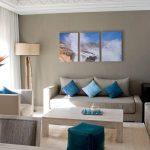 Décoration salon oriental moderne - Design en image