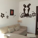 Decoration murale africaine