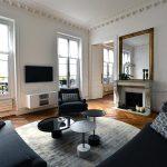 Décoration appartement haussmannien design