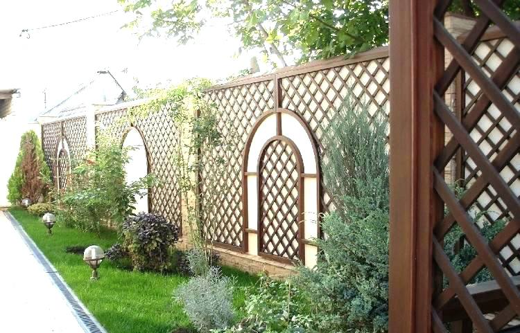 Décoration Murale Extérieure Jardin Design En Image