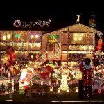 Photo maison decoration noel