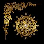 Decoration design pattern png