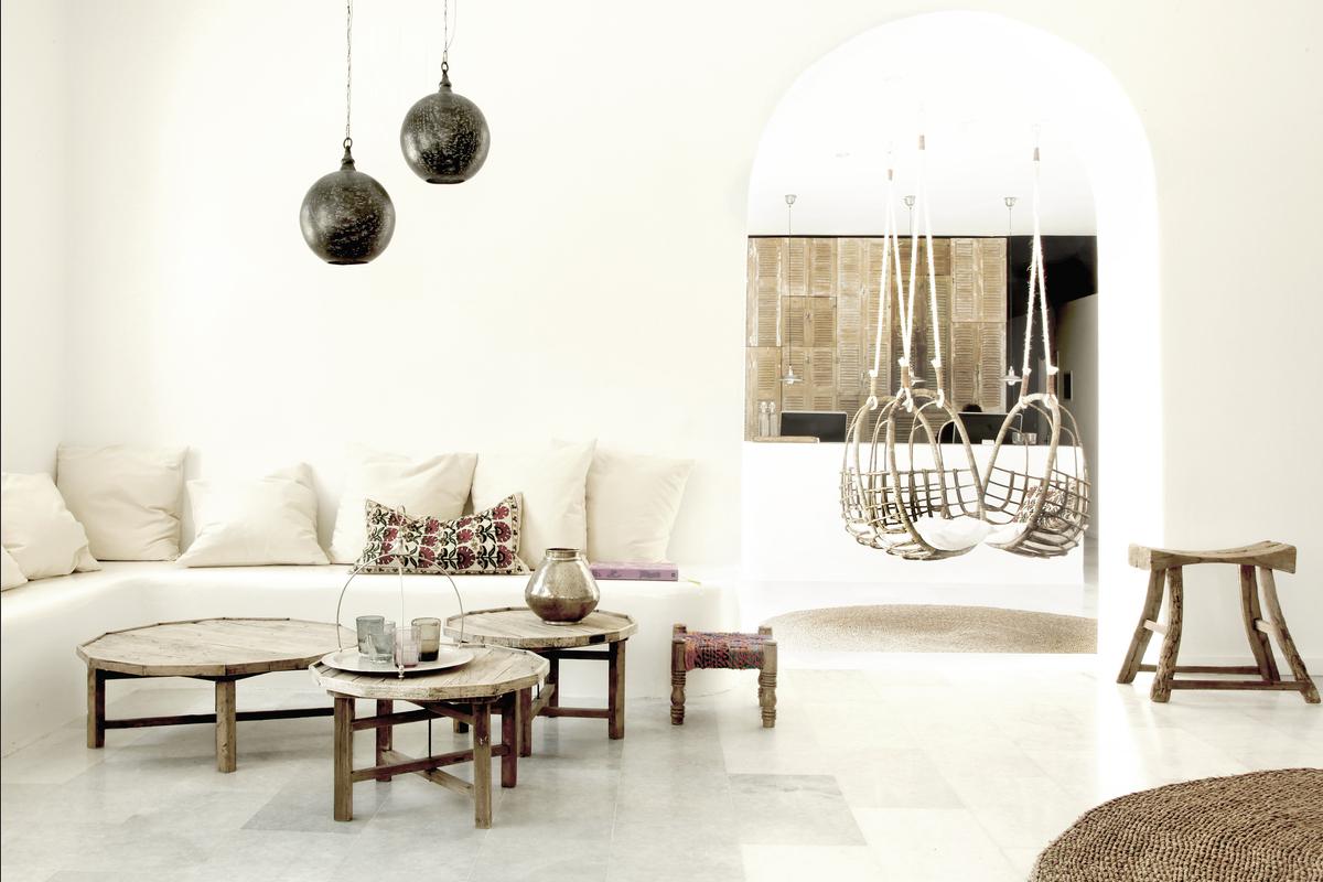 Decoration boheme maison